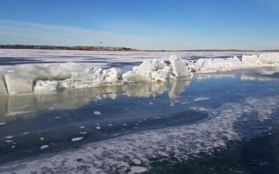 Ice Safety Tips with Game Warden Jackie Lundstrom – NDGNF – 11-19-2020